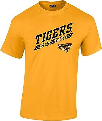 NCAA Towson Tigers T-Shirt V2