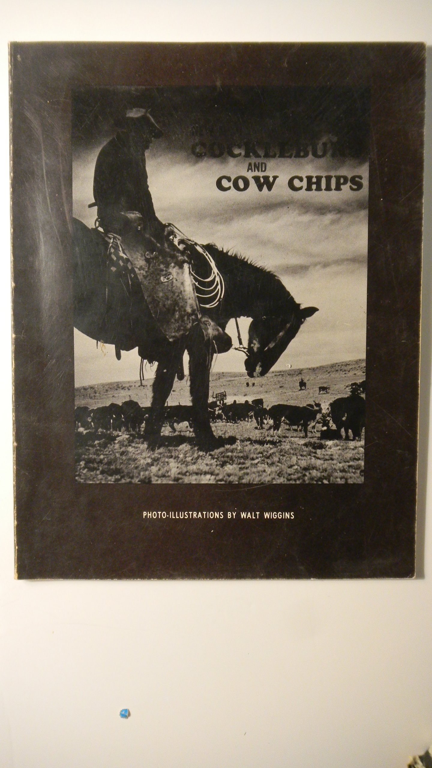New Mexico cockleburs and cow chips: Walt Wiggins: Amazon