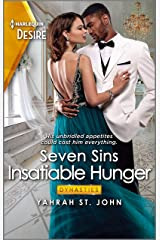 Insatiable Hunger: A Tempting Friends-to-Lovers Romance (Dynasties: Seven Sins Book 3) Kindle Edition