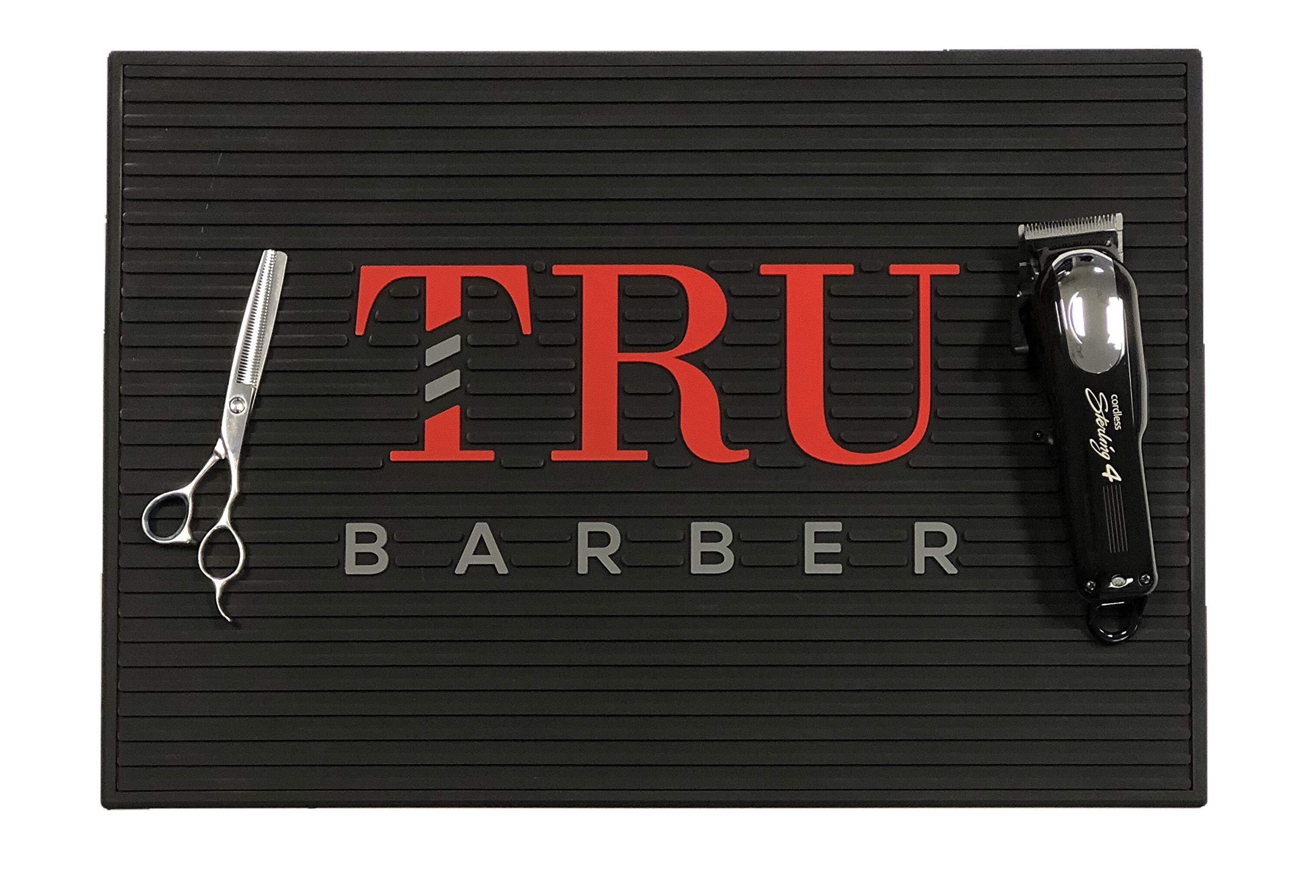 Amazon Com Barber Mat Barber Station Mat Professional