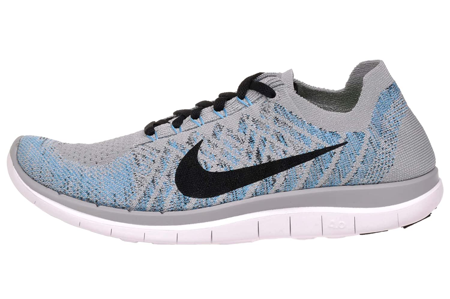 View Nike Free 4.0 Grey Background