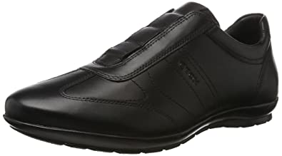 bf388c4b114 Image Unavailable. Image not available for. Colour: Geox Men's Uomo Symbol  C Low-Top Sneakers Black