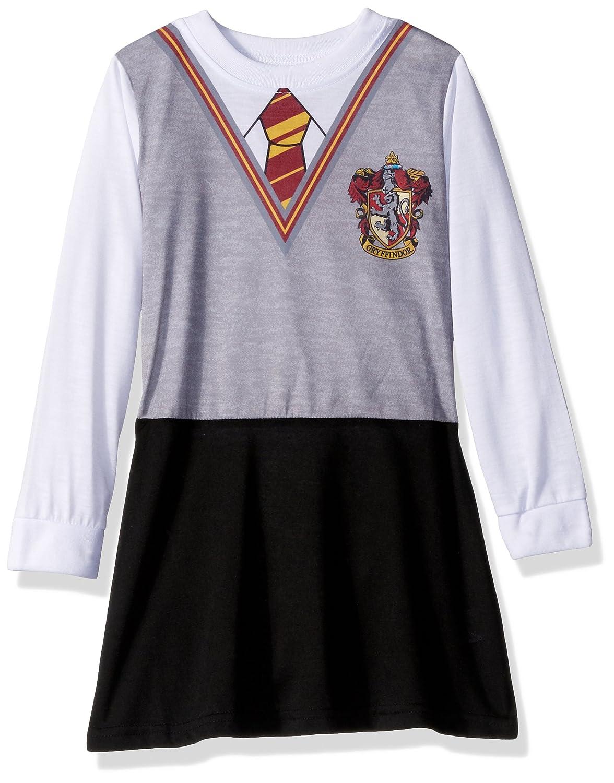 Amazon.com: Harry Potter Big Girls\' Hermoine Gryffindor Uniform ...