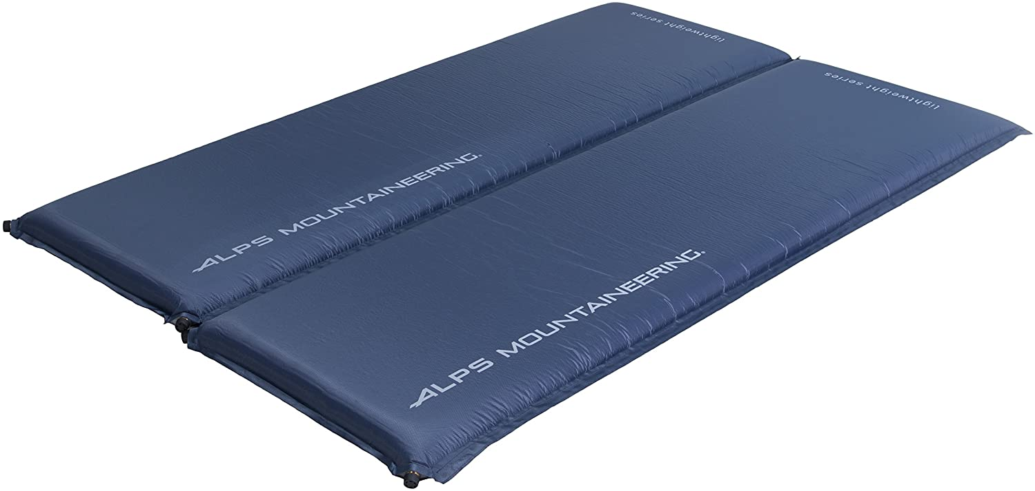 ALPS Mountaineering Lightweight Series Self-Inflating Air Pad}