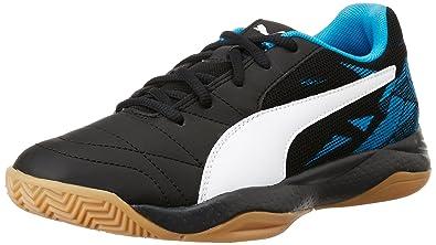 Puma Boy s Veloz Indoor III Jr Puma Black d6dfc7040be8d