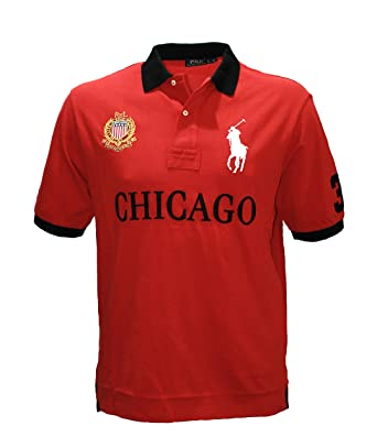 ... discount code for polo ralph lauren mens pony shirt top city chicago  custom fit big and 2d79972ce6a1