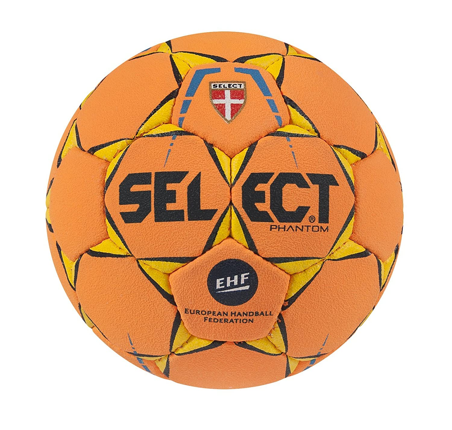 SELECT Phantom – Balón de Balonmano, Color Naranja, tamaño 1 ...