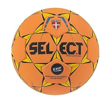 Select Phantom - Balón de Balonmano: Amazon.es: Deportes y aire libre