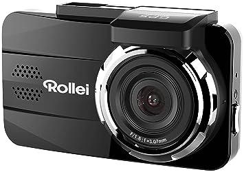 Rollei CarDVR-308 - Cámara para auto (Dashcam) de alta resolución con GPS