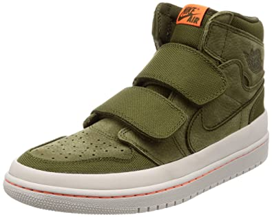 e001ab069b3 Image Unavailable. Image not available for. Color  Jordan Air 1 Retro High  Double Strap