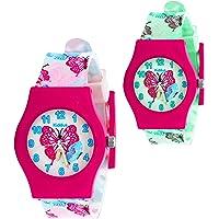 KIDDUS Reloj Educativo de Calidad para niña y niño. Analógico de Pulsera, con Ejercicios Time Teacher para Aprender a…
