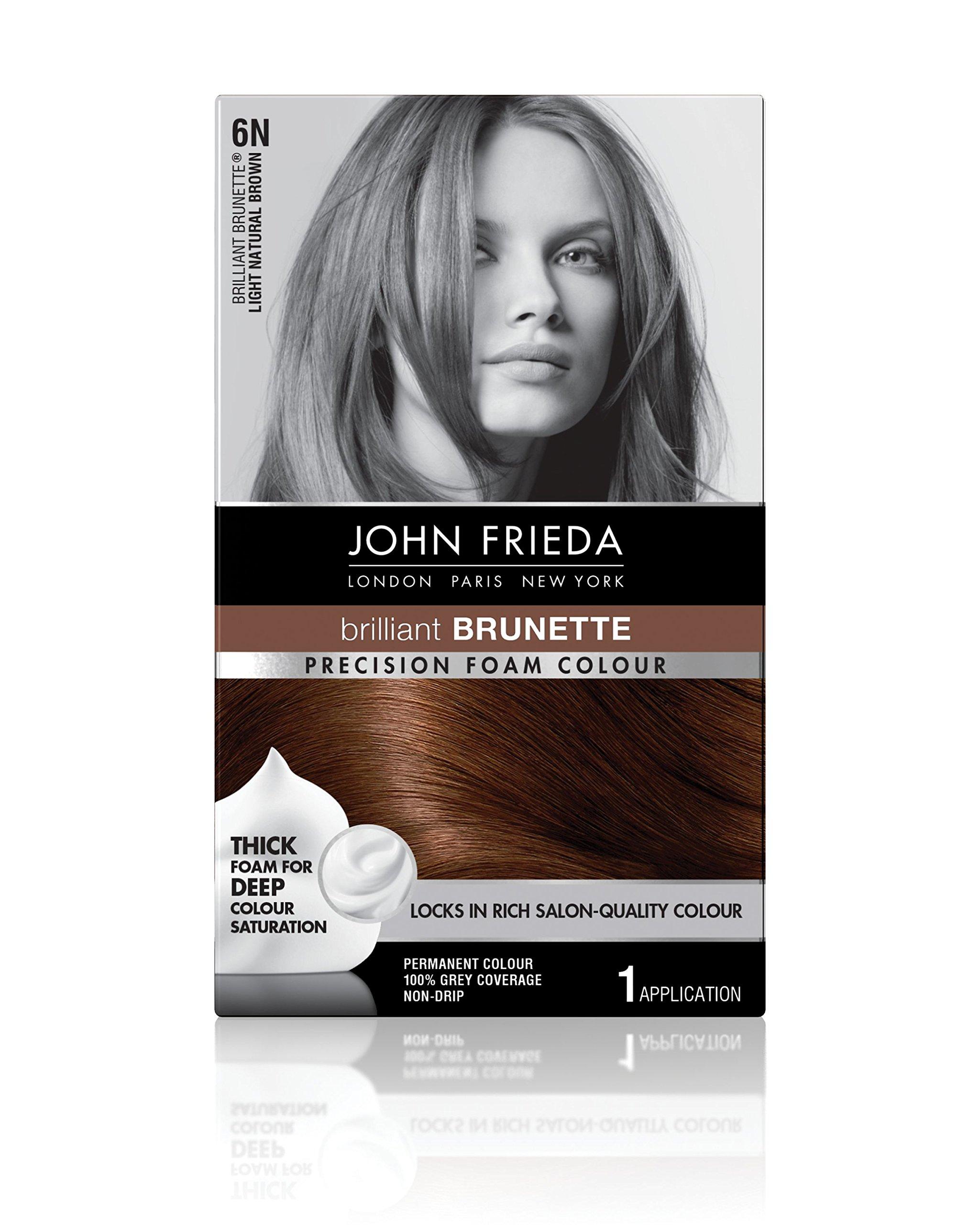Amazon John Frieda Precision Foam Permanent Hair Colour In 5nbg