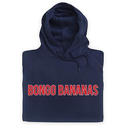 Shotdeadinthehead Bongo Bananas Sudadera con Capucha, para Hombre: Amazon.es: Ropa y accesorios