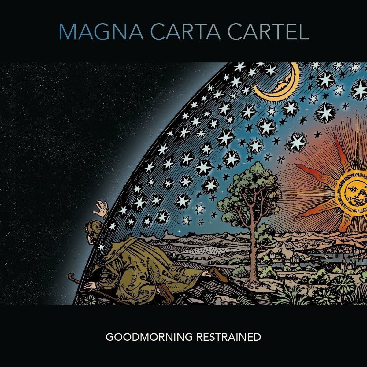 CD : McC (Magna Carta Cartel) - Goodmorning Restrained (CD)