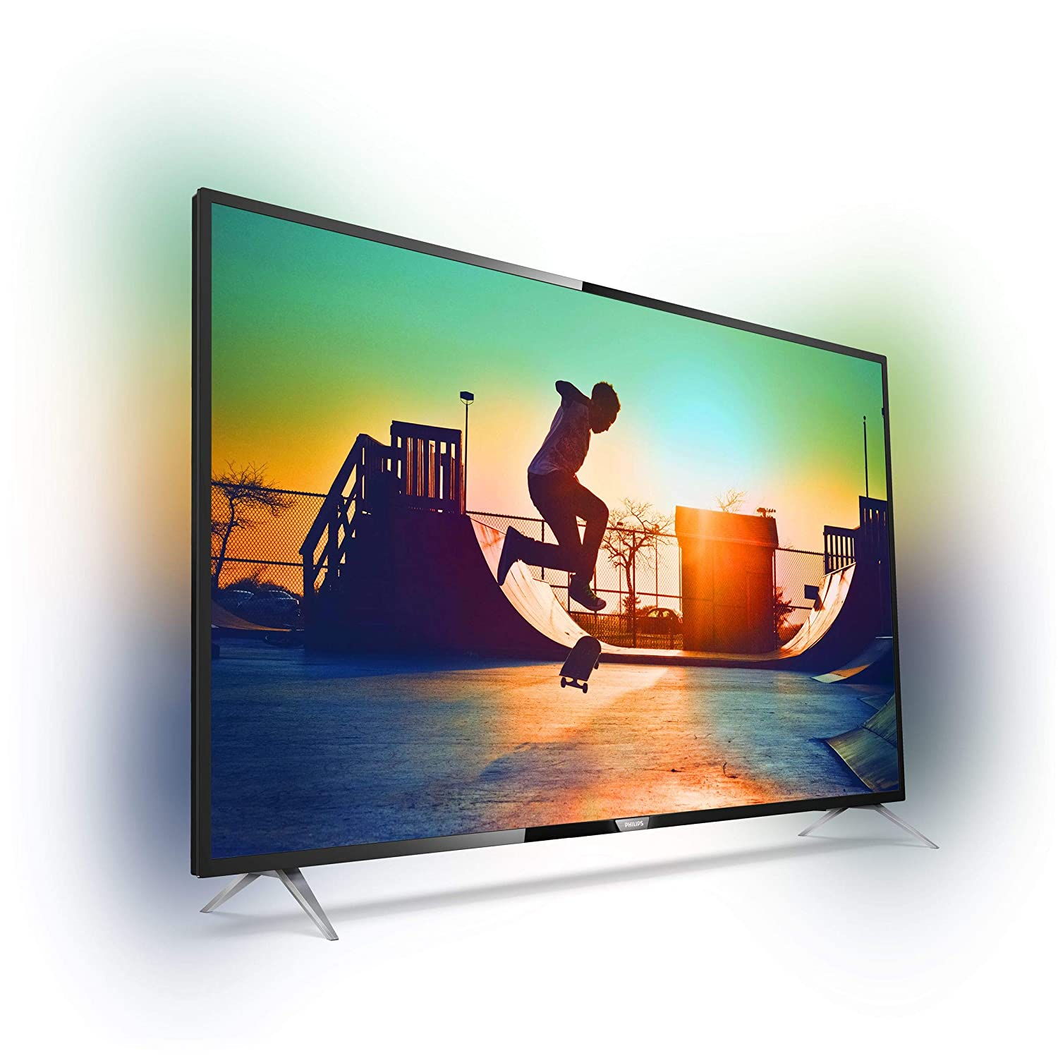 Philips 6000 series 4K Ultra Slim Smart LED TV