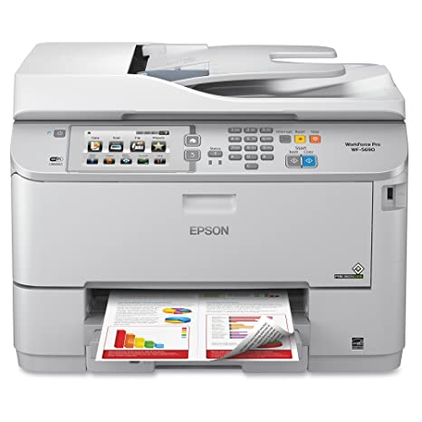Amazon.com: Epson WorkForce Pro WF-5690 – Impresora ...