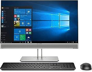 "HP EliteOne 800 G5 All-in-One Computer - Core i5 i5-9500 - 16 GB RAM - 256 GB SSD - 23.8"" 1920 X 1080 - Desktop - Windows 10 Pro 64-bit - Intel UHD Graphics 630 - DVD-Writer - English Keyboard"
