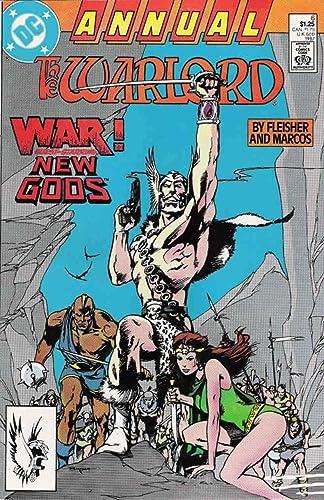 Amazon com: WARLORD #6, NM, Annual, New Gods, DC 1976 1987