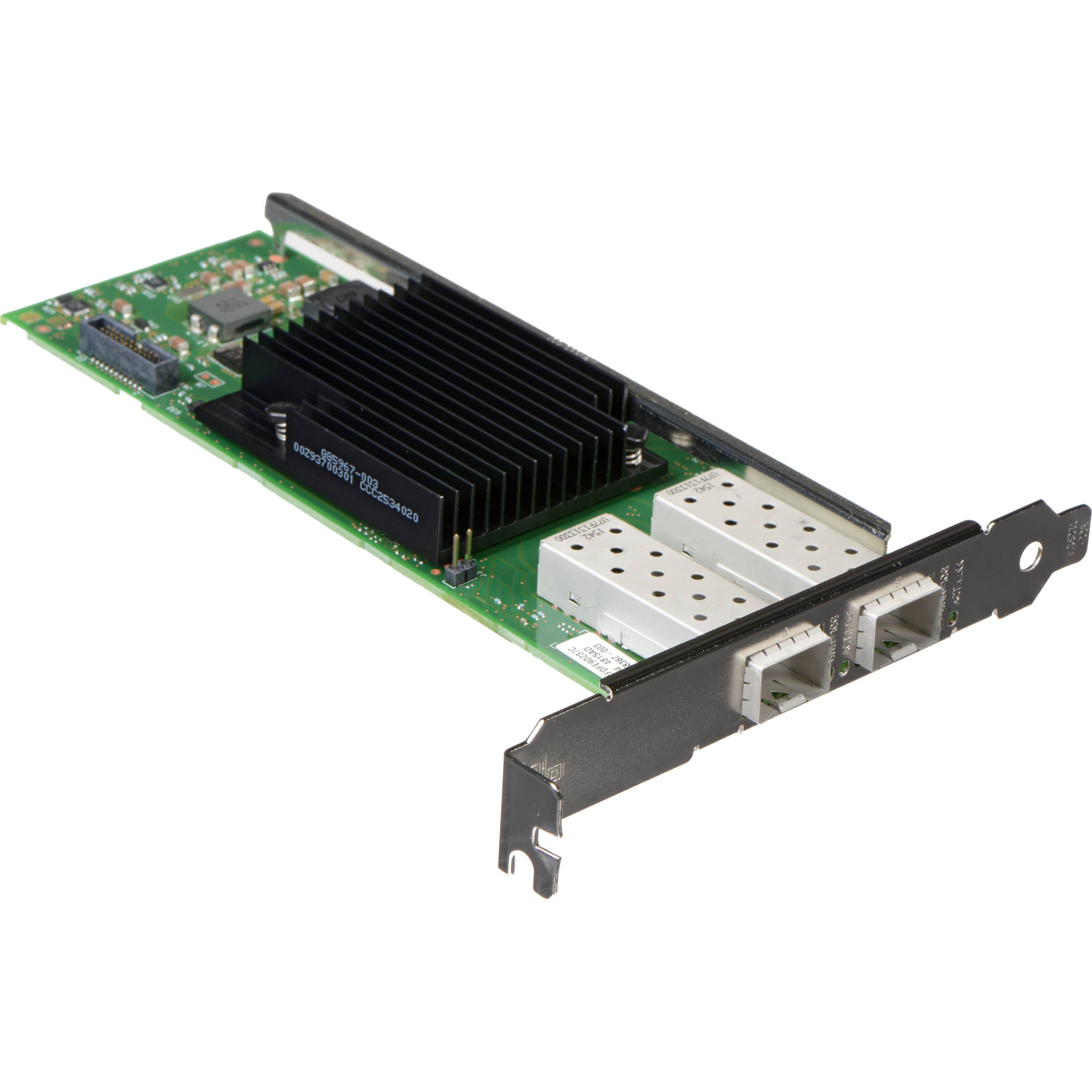 Intel Ethernet Converged X710-DA2 Network Adapter (X710DA2) by Intel