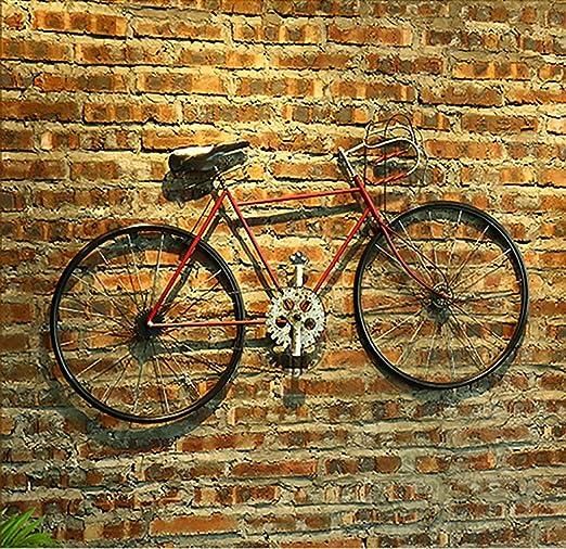 WRUJ Decorativo Colgante de Pared de Bicicleta de montaña Colgante ...