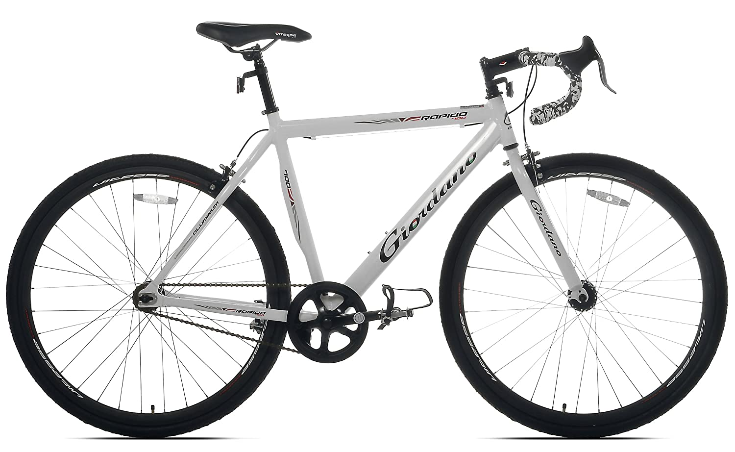 Giordano Rapido Single Speed Road Bike Sports