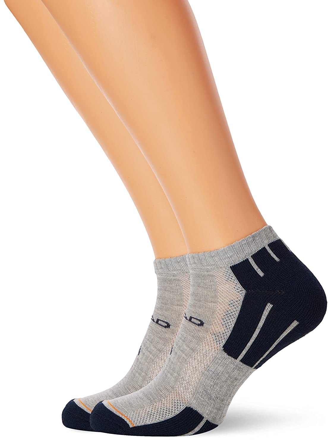 Head Performance Quarter 2P Calcetines, Hombre, Gris, 39/42: Amazon.es: Deportes y aire libre