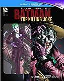 Batman: The Killing Joke (Includes Mini-figure) [Includes Digital Download] [Blu-ray] [Region Free]