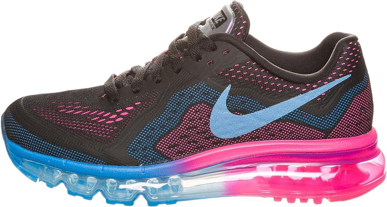 Nike Air MAX 2014 Zapatilla de Running, Color Negro, Talla 38,5 EU ...