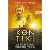 Kon-Tiki: Ein Floß treibt über den Pazifik