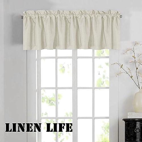 Valances For Living Room Amazon Com