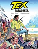 Tex: Patagonia (blue cover)