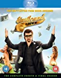 Eastbound and Down - Season 4 [Blu-ray] [2014] [Region Free]