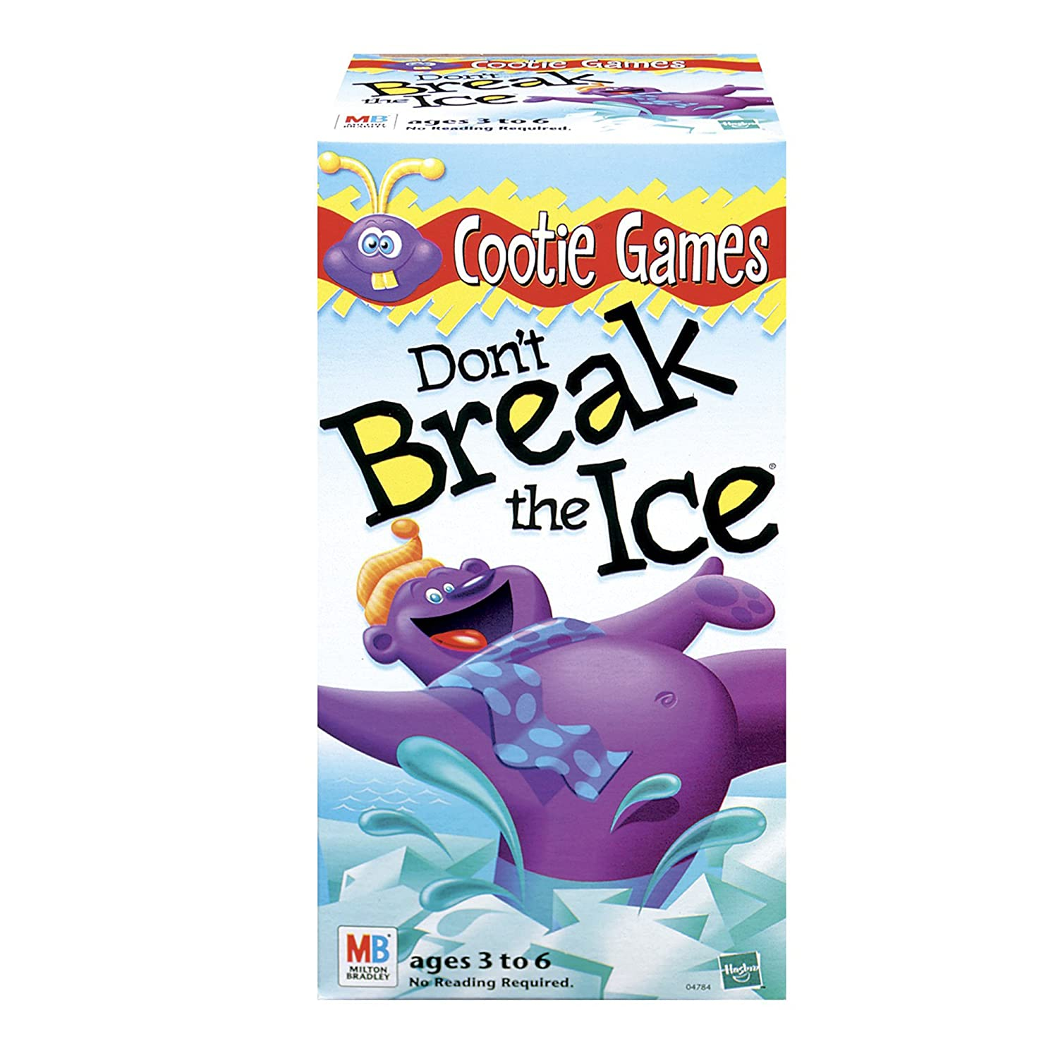 don't break the ice winter game for kids
