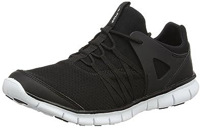 Gola Termas 2, Chaussures de Fitness Homme, Noir (Black/White), 45 EU