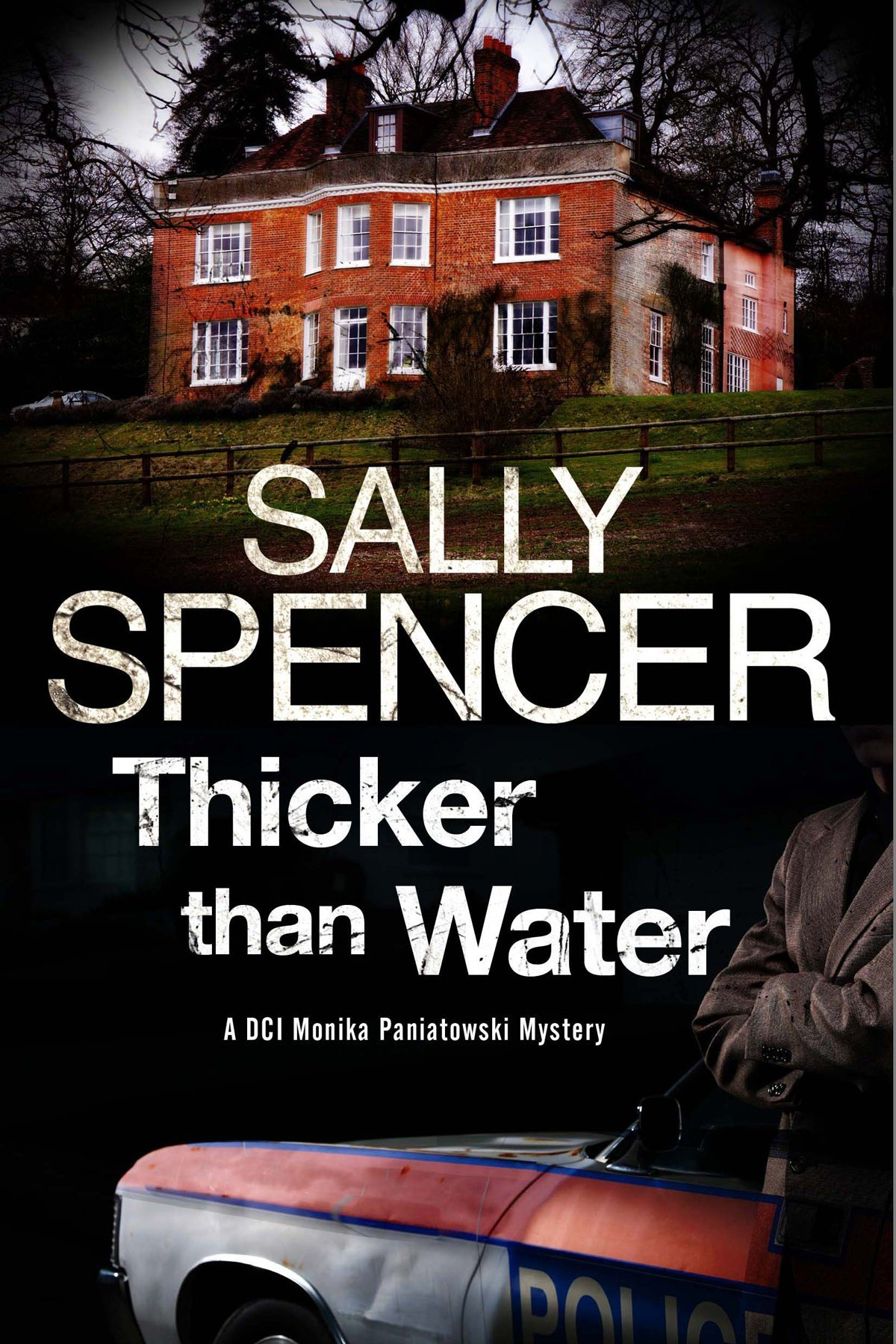 Download Thicker Than Water: A British police procedural set in 1970s (A Monika Panitowski Mystery) PDF