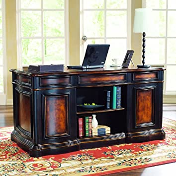Hooker Furniture Preston Ridge Desk, 60u0026quot;
