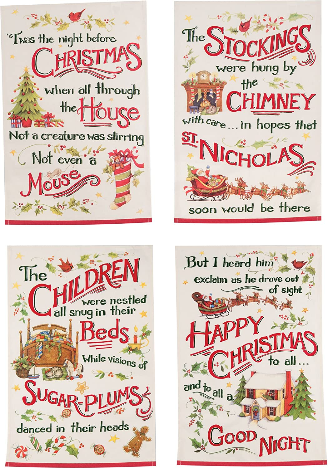 100 Kay Dee Designs Kitchen Towels Christmas Trees