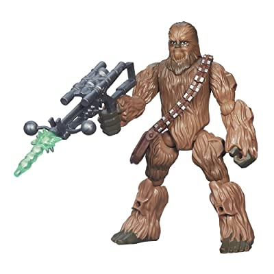 Star Wars Hero Mashers Episode VI Chewbacca: Toys & Games