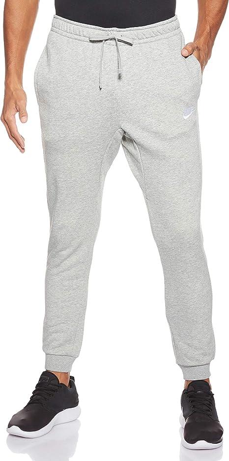 Freizeithose Grau Neu Nike Sportswear Herren Baumwoll Jogger Jogginghose Sport
