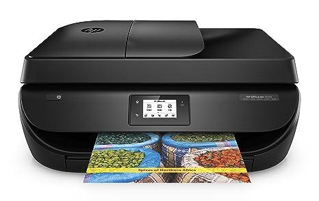 HP OfficeJet 4652 Inyección de Tinta térmica 9,5 ppm 4800 x 1200 dpi A4 WiFi - Impresora multifunción (Inyección de Tinta térmica, 4800 x 1200 dpi, ...