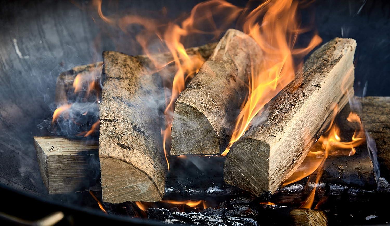 X1 Bag Comfort Woodfuels Ready to Burn Kiln Dried Birch Logs