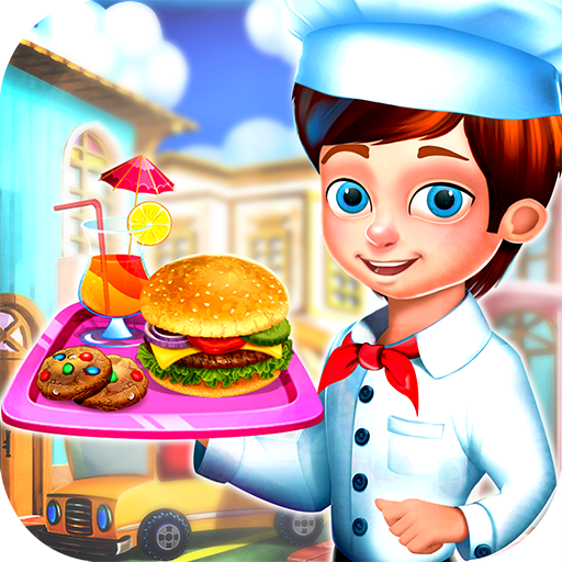 Street Food Truck Festival - Cook and Serve up delicious food to your customers with this fun game! ()