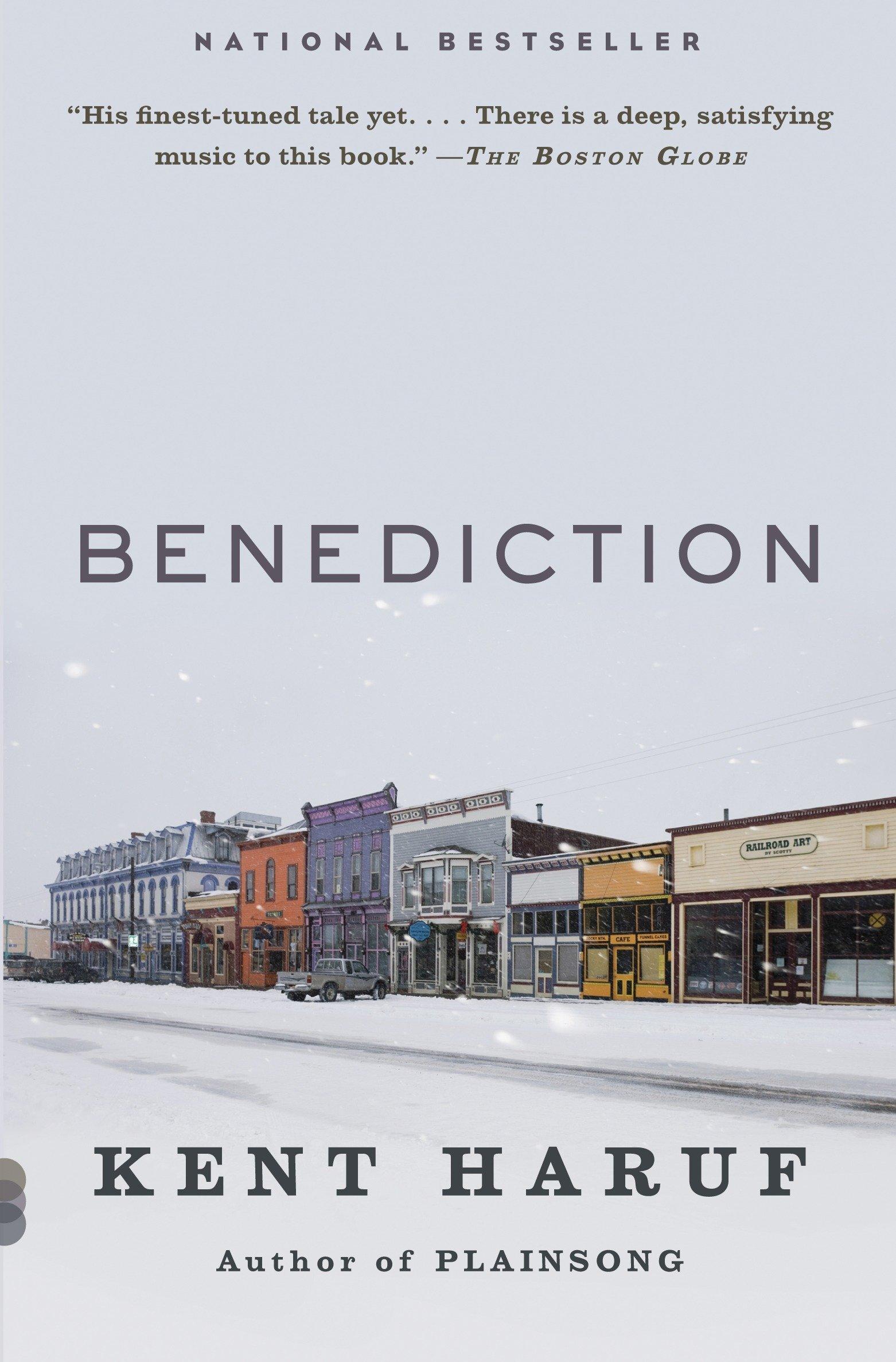 Benediction - Format B (Vintage Contemporaries): Amazon.es ...
