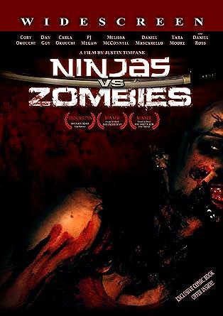 Ninjas Vs Zombies [Reino Unido] [DVD]: Amazon.es: Cine y ...