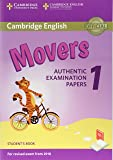 Cambridge English Young Learners 1 for Revised Exam from 2018 Movers Student's Book (Cambridge Young Learners Engli)