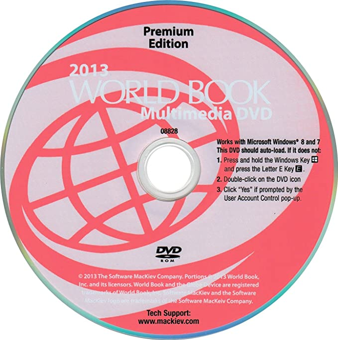 Amazon. Com: world book encyclopedia 2013 dvd-rom (windows).