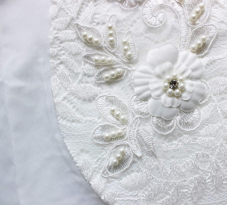 Battesimo ZipZappa Bolero Ragazze Manica Lunga Cardigan Damigella dOnore Matrimonio
