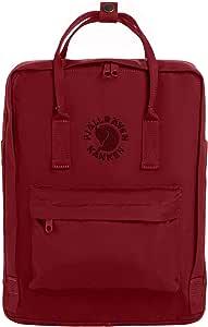 Fjallraven Re-Kånken Backpack, Unisex Adulto, ox Red, OneSize