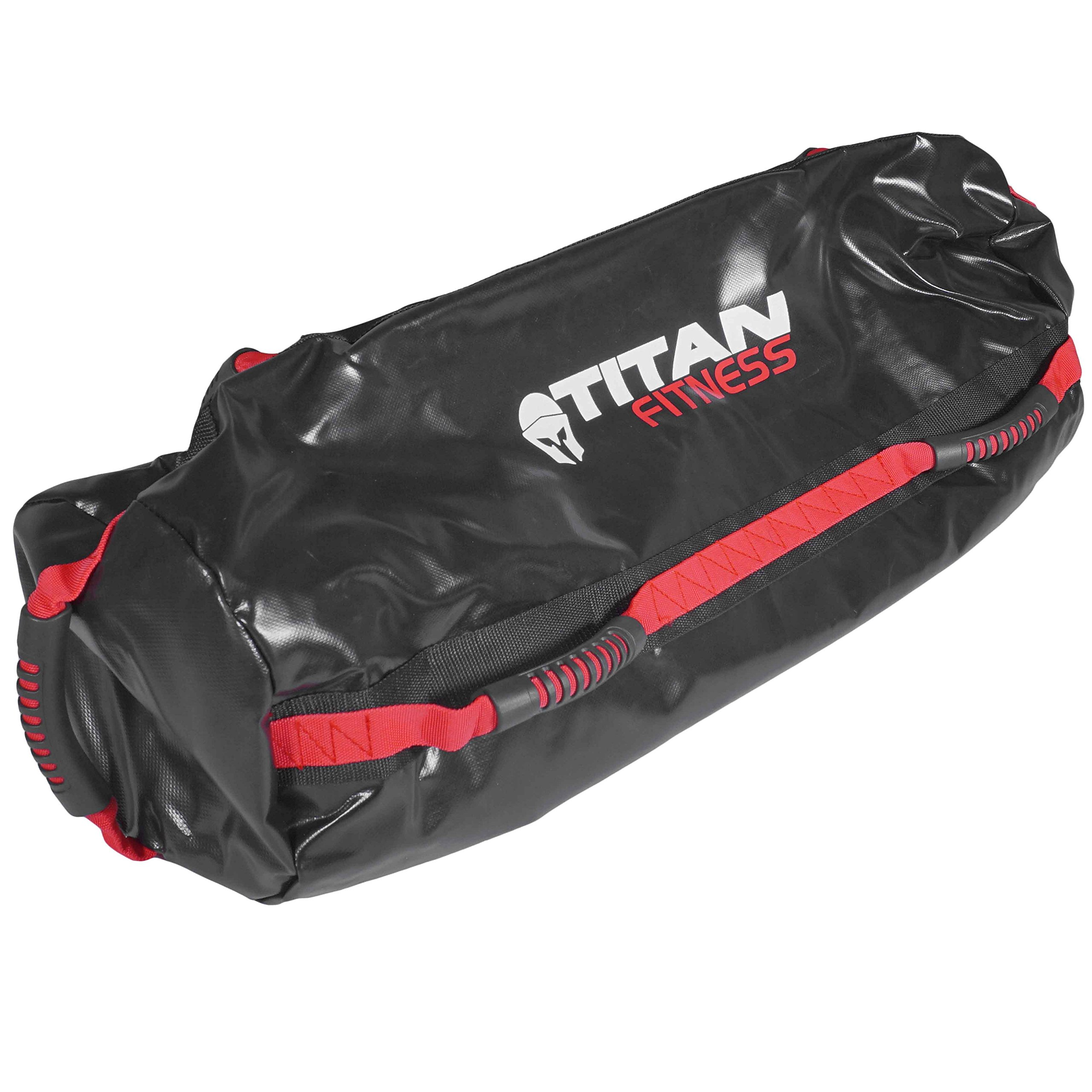 Titan Fitness 80 lb Heavy Duty Workout Weight Sandbag Exercise Training Bag by Titan Fitness (Image #1)