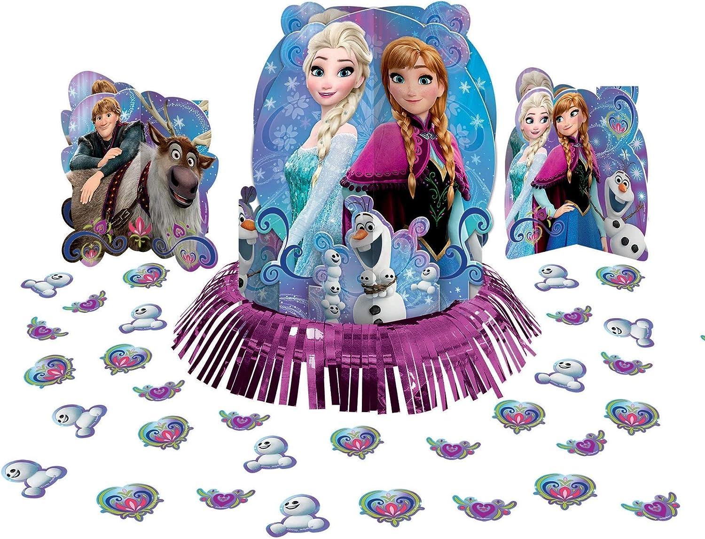 Amscan Frozen Decor Kit